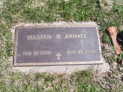 Marian R. <i>Hawkins</i> Arnall