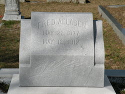 Fred Daniel Allaben