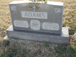 Lottie F. <i>N.</i> Adams