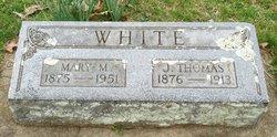 Mary Milinda <i>Richardson</i> White