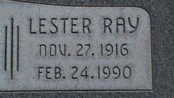 Lester Ray Averett