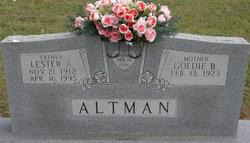 Lester Arthur Altman