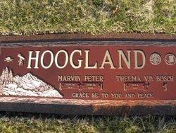 Rev Marvin Peter Hoogland