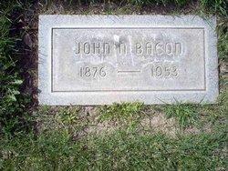 John Nichols Bacon