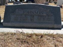 Parley Pratt Johnson
