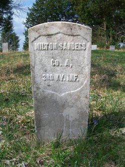 Milton Sanders