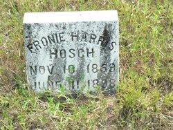 Fronie Harris Hosch