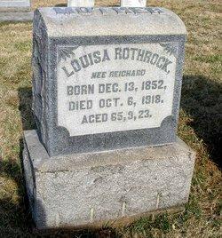 Louisa <i>Reichard</i> Rothrock