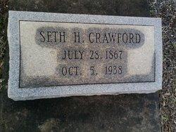 Seth H Crawford