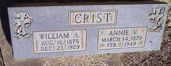 William Allen Crist