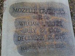 Mozelle <i>Crawford</i> Brown