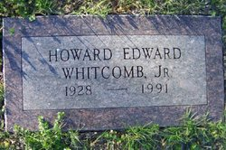 Howard Edward Whitcomb, Jr