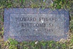Howard Edward Whitcomb