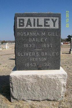 Oliver Spencer Bailey, Sr