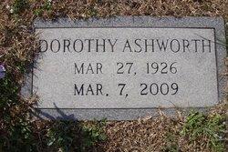 Dorothy Ashworth