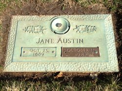 Millie Jane <i>McKinney</i> Austin