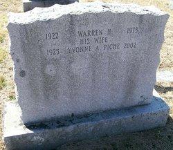 Warren H Jenckes