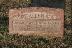 Julian Pearl Allen
