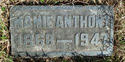 Mamie Anthony
