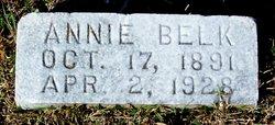 Annie Belk