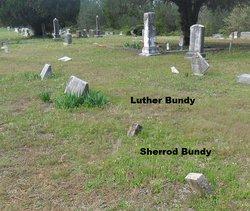 Sherrod Thurman Bundy