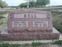 Dora Opal <i>Green</i> Bell