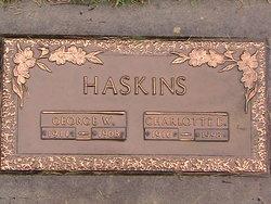 George Washington Haskins