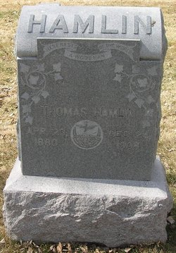 Thomas Tom Hamlin, Jr