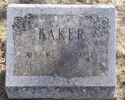 Alma M. <i>Bruce</i> Baker