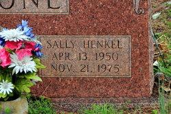 Sally <i>Henkel</i> Bone