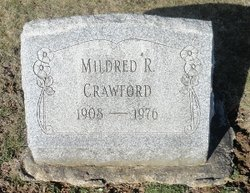 Mildred R <i>McGinley</i> Crawford