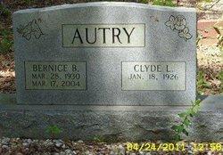 Bernice B Autry