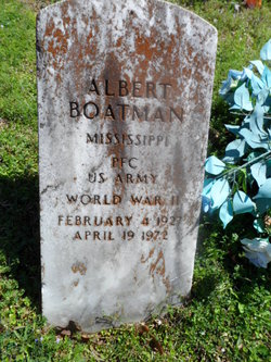 Albert Boatman