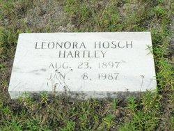 Leonora <i>Hosch</i> Hartley