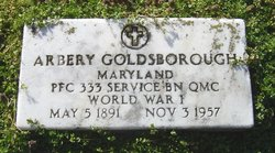 Arberry Goldsborough