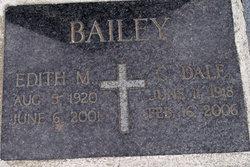 Edith Emily <i>Marshall</i> Bailey