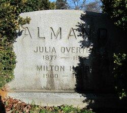 Julia <i>Overton</i> Almand