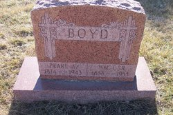 Pearl A Boyd