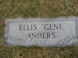 Ellis Eugene Gene Anders