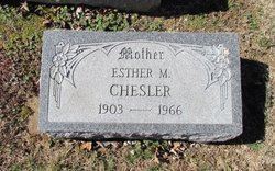 Esther M Chesler