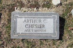 Arthur C Chesler