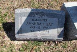 Amanda E <i>Evers</i> Bay