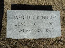 Harold J Kennedy