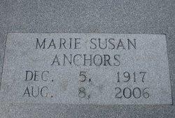 Marie Susan Anchors