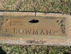 Stuart Marion Bowman