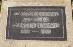 Alejandro Bejarano