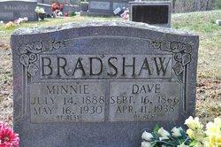 Minnie Bradshaw