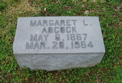 Margaret L. Adcock
