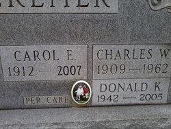 Carol E. <i>Macaulay</i> Deremer