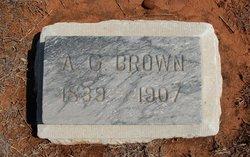 A. G. Brown